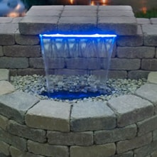 Edington Water Feature Kit