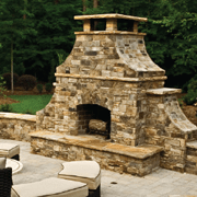 From the warmth of cozy fireplaces and firepits to the relaxing sounds of a water features—OBERFIELDS hardscape kits are the special details that really finish off a truly inspiring outdoor space.