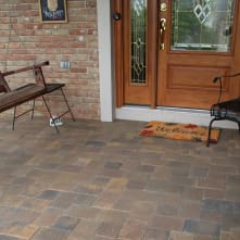 Flat Top Washington Pavers