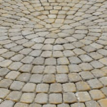 Lexington Circle Pavers