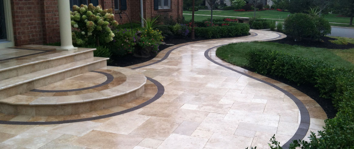 Landscaping Pavers Oberfields Llc