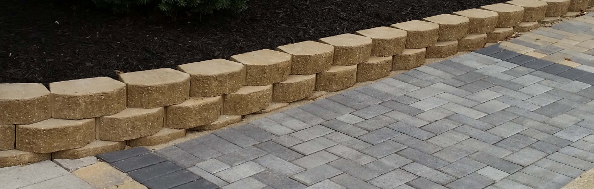 Garden-Stack Wall
