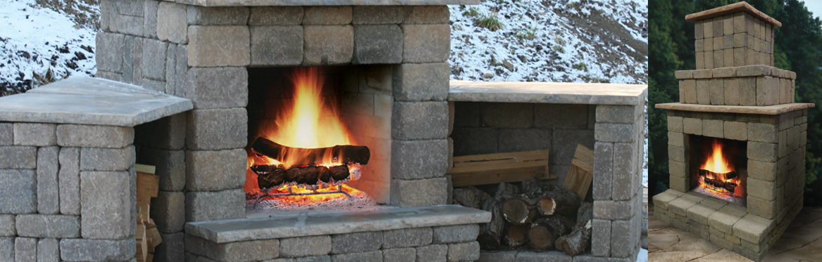 Edington Fireplace Kit