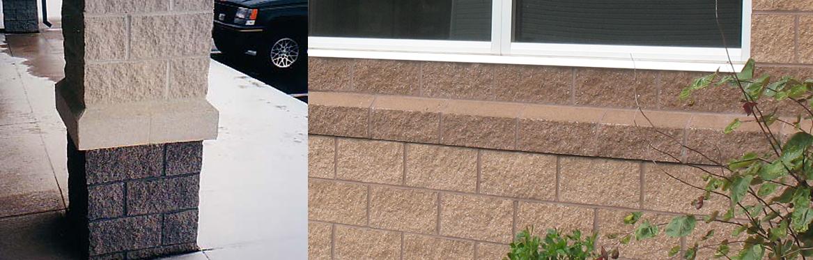 Concrete Masonry Sills