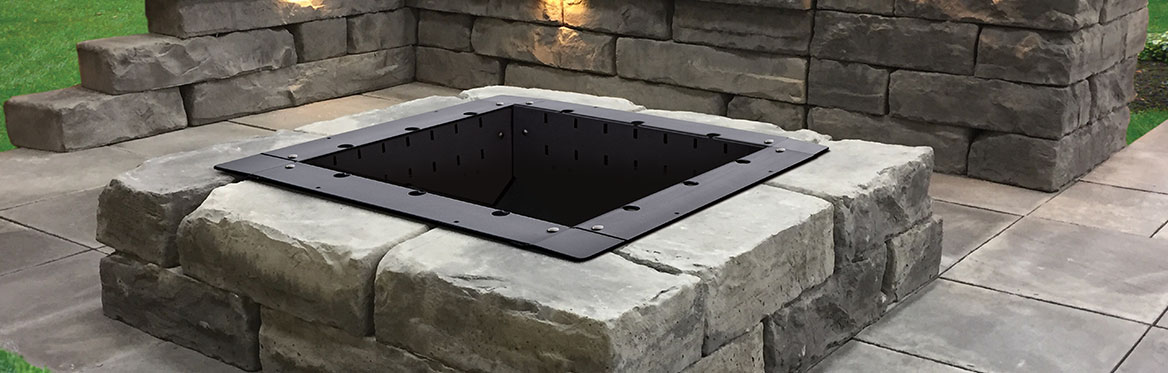 Rosetta Kodah Square Fire Pit